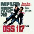 Piero Piccioni-Niente Rose per OSS117-'68 SPY OST-NEW CD