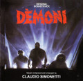 Claudio Simonetti-Demoni-GIALLO OST HORROR-NEW CD IN DIGIPACK