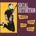 Social Distortion-Somewhere Between Heaven and Hell-'92 Punk Rockabilly-NEW LP