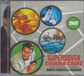 Angelo Francesco Lavagnino-Superseven chiama Cairo-'65 OST-NEW CD