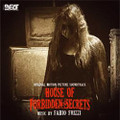 Fabio Frizzi-House of Forbidden Secrets-HORROR OST-NEW CD