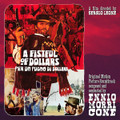 Ennio Morricone-A Fistful Of Dollars/Per Un Pugno Di Dollari-NEW EP 10""