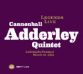 Cannonball Adderly Quintet-Legends Live:Liederhalle Stuttgart 1969-NEW CD