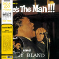 Dynamic Bobby Bland-Heres the man-'62 Blues Classic-NEW LP+CD
