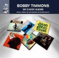 Bobby Timmons-6 Classic Albums '57-62-Jazz-NEW 4CD Box