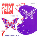 The Cast Five-POPSOUND N.1-FLIRT-'71 Obscure Italian Library Psych-NEW LP 180 gr