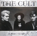 The Cult-Radio Session-'84-86 Alternative Rock-NEW LP RED