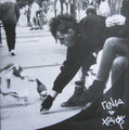 Adiexodo/Genia tou Chaous-Enjoy your meal-Split LP-80s Greek Punk-NEW GREY VINYL