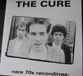 The Cure-Rare 70s Recordings-Alternative Rock,Post-Punk-NEW LP