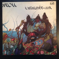 Atoll-L'Araignée-Mal-'75 French Prog Rock-NEW LP BLUE