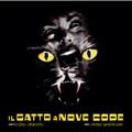 Ennio Morricone-Il Gatto A Nove Code-ARGENTO GIALLO OST-NEW LP