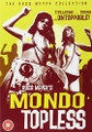 RUSS MEYER-MONDO TOPLESS-'66 CULT-DVD ARROW FILMS