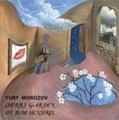 YURY MOROZOV-Cherry Garden Of Jimi Hendrix-Russia '73 Underground-NEW LP