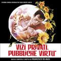 Francesco De Masi-Vizi privati pubbliche virtù-scandalous softcore Miklos Jancso OST-NEW CD