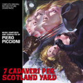 Piero Piccioni-7 cadaveri per Scotland Yard-CULT GIALLO OST-NEW CD