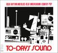 Piero Umiliani-To-Day's Sound-'72 synchronization Space-Age,Jazz-Funk-NEW LP