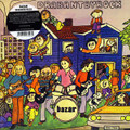 Bazar-Drabantbyrock-'74 Norway Prog Rock,Hard Rock-NEW LP
