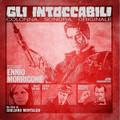 ENNIO MORRICONE-Gli Intoccabili-'69 ITALIAN CRIME OST-NEW LP