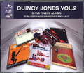 Quincy Jones-Vol.2:Seven Classic Albums-NEW 4CD Box set