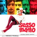 Armando Trovajoli-Sesso Matto-ANTONELLI Italian cult Sexy OST-NEW LP
