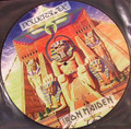 IRON MAIDEN-POWERSLAVE-NEW LP PICTURE DISC