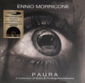 Ennio Morricone–Paura: A Collection Of Scary & Thrilling Soundtracks-NEW LP