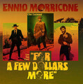 "Ennio Morricone-For A Few Dollars More-NEW EP 10"" PURPLE"