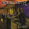 MEGADETH-THE SYSTEM HAS FAILED-new LP 180 GR COLORED