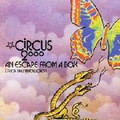Circus 2000-An Escape From A Box-'72 Italian Psych/Prog-NEW LP CLEAR