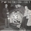 "V.A.-7"" Of The First Era - Vol 1-PUNK COMPILATION-NEW LP"