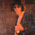 Jeff Beck With The Jan Hammer Group-'77 Live-Fusion,Jazz-Rock-NEW LP 180gr MOV