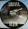 Nirvana-Blew-'89 GRUNGE ROCK-NEW PICTURE DISC LP