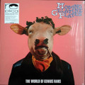Moving Gelatine Plates-The World Of Genius Hans-'72 Dutch Jazz-Rock,Prog-NEW LP