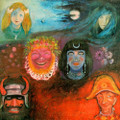 King Crimson-In The Wake Of Poseidon-'70 Classic Prog Rock-NEW LP 200gr
