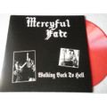 Mercyful Fate - Walking Back To Hell -'81 LIVE-NEW LP RED
