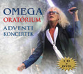 Omega-Oratorium-Adventi koncertek-Hungarian Symphonic Prog Space Rock-NEW CD+DVD