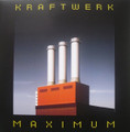 Kraftwerk-Maximum-ELECTRO LIVE-NEW LP COLORED