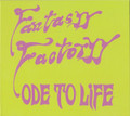 Fantasyy Factoryy-Ode To Life-German Space Psychedelic Rock-NEW CD