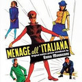 Ennio Morricone-Menage All'Italiana/Marriage Italian Style-'65 OST-NEW CD
