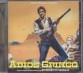 BENEDETTO GHIGLIA-ADIOS GRINGO-'66 Spaghetti WESTERN OST-NEW CD