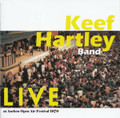The Keef Hartley Band-Live At Aachen Open Air Festival 1970-NEW CD