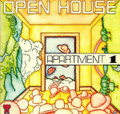 Apartment 1-Open House-'70 Psychedelic Rock-NEW LP