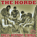 """The Horde-Press Buttons Firmly-'67 US Garage Rock-NEW LP+7"""""""