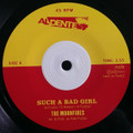 Alex Puddu/The Moonfires-Such A Bad Girl-Funk/Soul-NEW SINGLE 7""