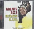 Piero Umiliani-Agente 3S3 Massacro Al Sole '66 OST-NEW CD