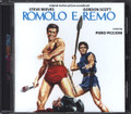 Piero Piccioni-Romolo E Remo-OST-NEW CD