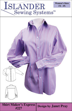 Women's Shirt Maker's Express 1X-4X