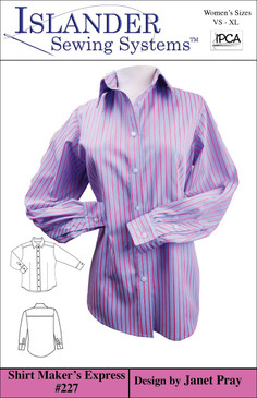 Women's Shirt Maker's Express VS-XL