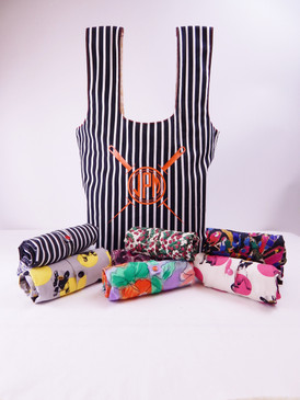 C - Roll 'n Snap Market Bag Paper pattern