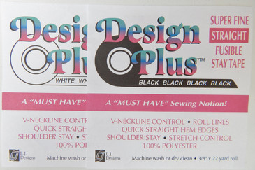 Super Fine Straight Fusible Stay Tape